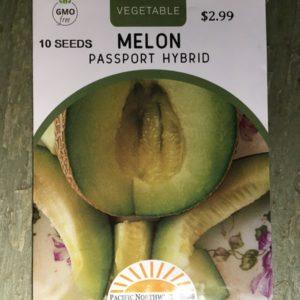 Melon Passport Hybrid