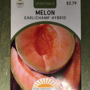 Melon Earlichamp Hybrid
