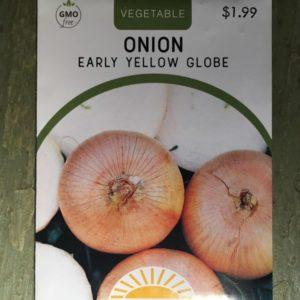 Onion Early Yellow Globe