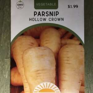 Parsnip Hollow Crown