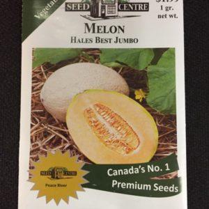 Melon - Hales Best Jumbo