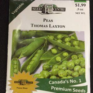 Peas - Thomas Laxton