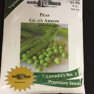 Peas - Green Arrow