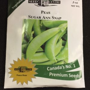 Peas - Sugar Ann Snap
