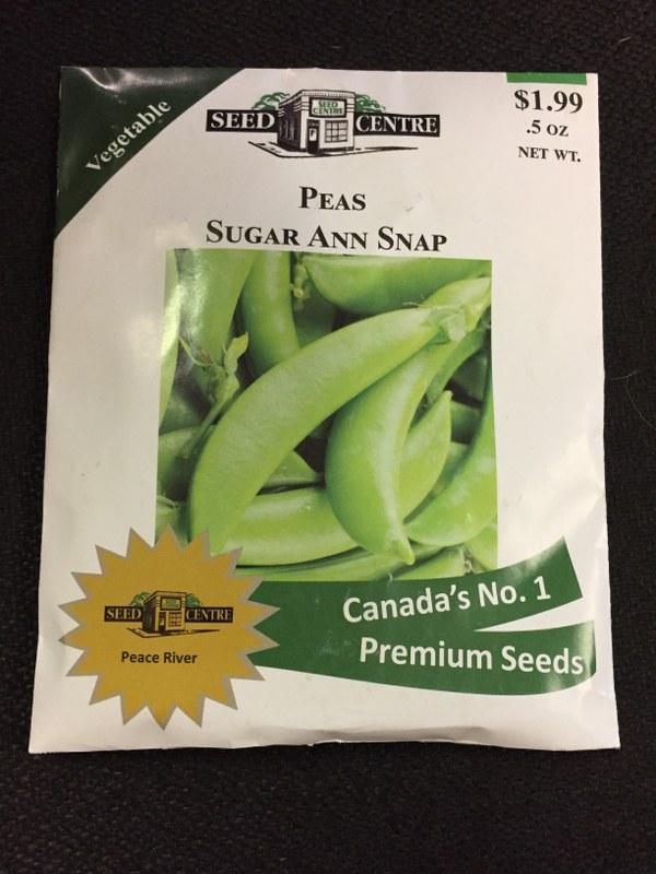Peas - Sugar Ann Snap