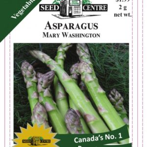 Asparagus- Marry Washington