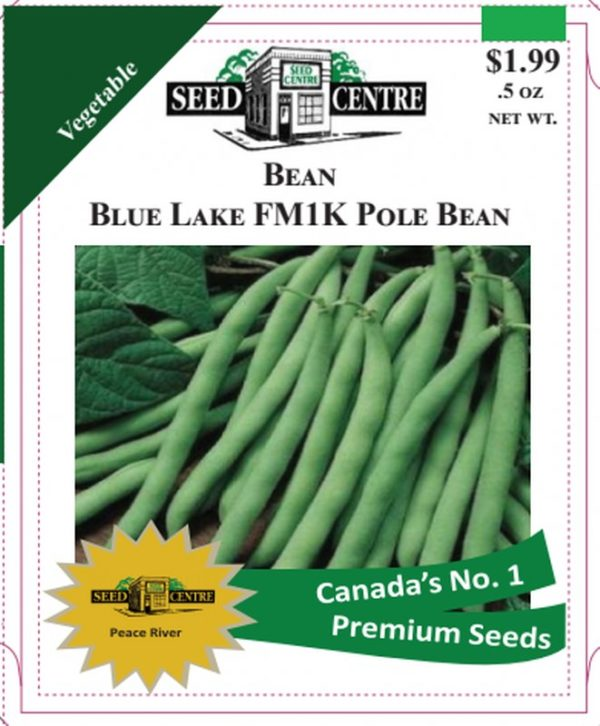 Bean - Blue Lake FM1K Pole Bean