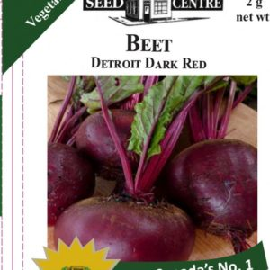 Beets - Detroit Dark Red