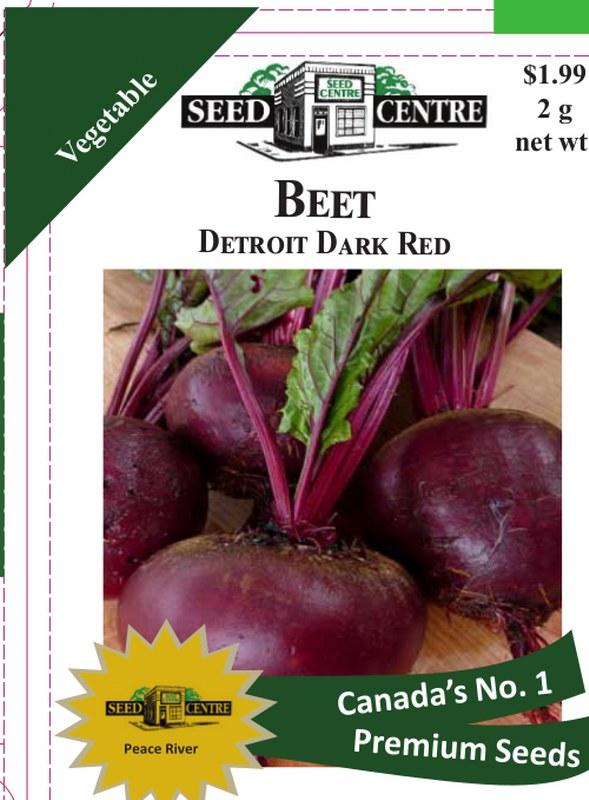 Beets - Detroit Dark Red