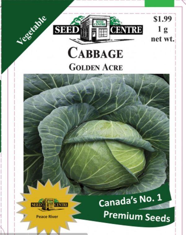 Cabbage - Golden Acre