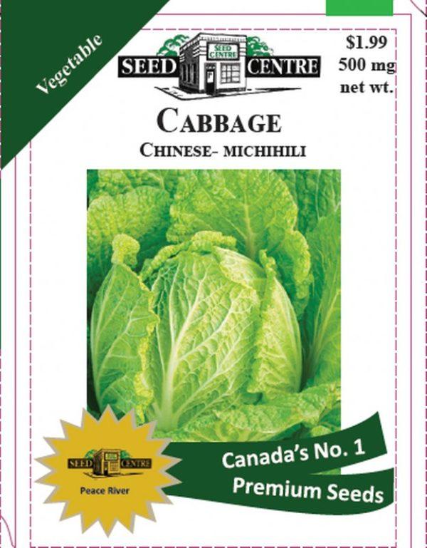 Cabbage-Chinese Michihili