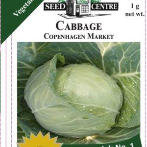 Cabbage - Copenhagen Market