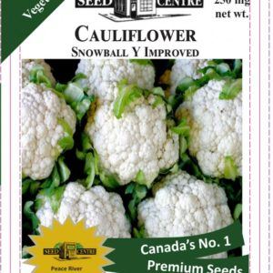 Cauliflower - Snowball Y Improved