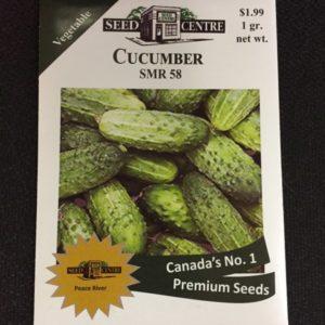 Cucumber - SMR 58