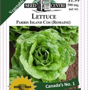 Lettuce - Paris Island COS (Romaine)