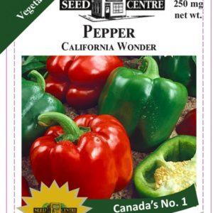 Peppers - California Wonder
