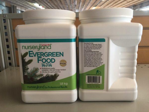 Evergreen Food