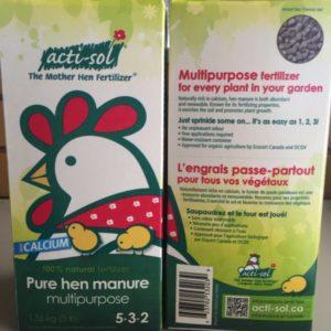 Mother Hen Fertilizer