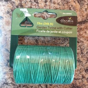 246 ft Garden Twine with Cutter