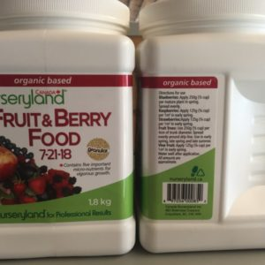 Fruit & Berry Food
