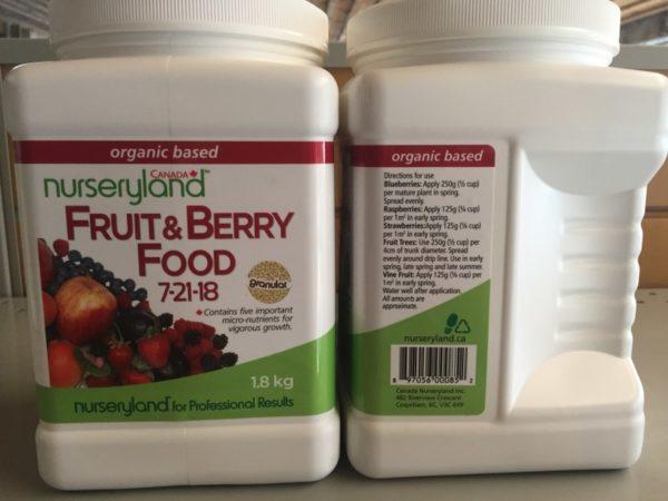 Fruit & Berry Food