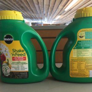 Shake N Feed All Purpose