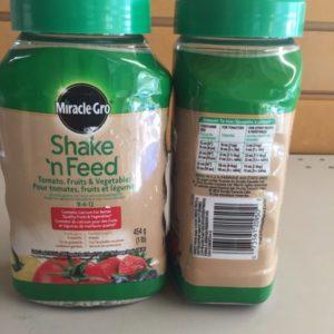 Shake N Feed Tomato, Fruits & Vegetables