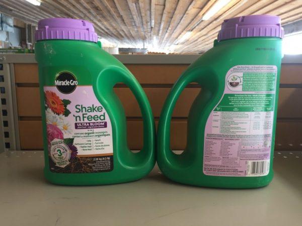Shake N Feed, Ultra Bloom