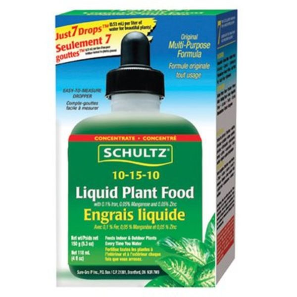 Liquid Plant Food