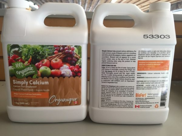 Organic Simply Calcium